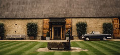 The Tythe Barn Wedding Venue Oxfordshire   Gay Wedding Guide