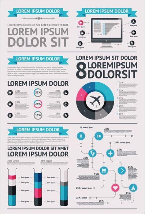 design online infographics 12 free vector infographic design elements designfreebies