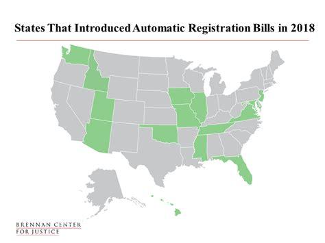 Washington State Voting Records Washington Senate Passes Automatic Voter Registration Cascadia Underground