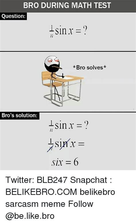 Math Test Meme - 25 best memes about math test math test memes