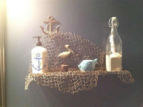 8 Nautical Theme Accessories by Shelf Decor For A Nautical Bathroom Make Sure You