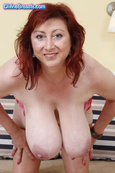 My Boob Site Big Tits Blog Blog Archive Janet And Her Big Saggy Boobs