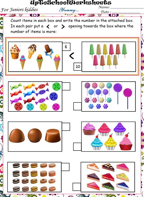 kindergarten worksheets for preschools playschools and