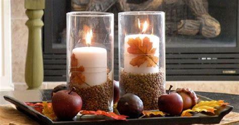 apparecchiare la tavola in autunno tante idee originali per apparecchiare la tavola in