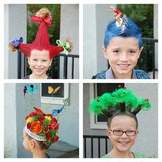 diy crazy hairstyles 1000 images about crazy hair day on pinterest crazy