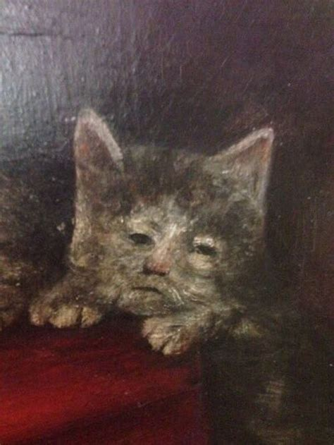 medieval cat paintings that will you up art
