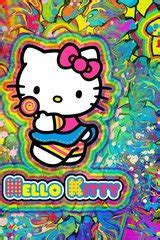 graffiti wallpaper for android phones hello kitty graffiti android wallpaper
