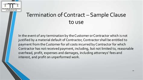 Letter Of Credit Clause In A Contract How To Protect Your Construction Business And Interests