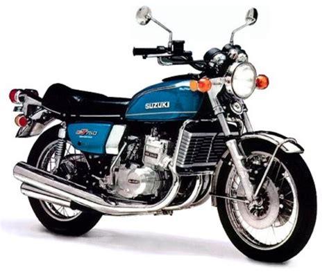 suzuki gt750 motorcycle parts manual catalog