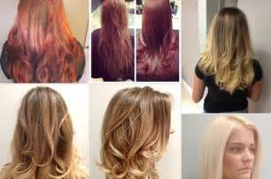 what hair color should i the trends in hair color island