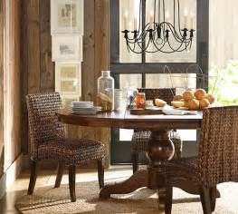 Sumner Pedestal Table Sumner Extending Pedestal Table Seagrass Chair 5