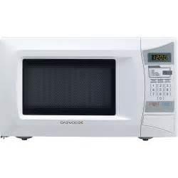 White Daewoo Microwave Daewoo 0 7 Cu Ft Microwave Oven White Walmart