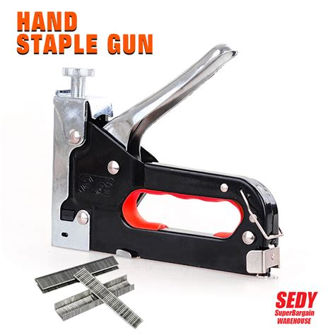Upholstery Staple Gun Multifunction Nail Gun Rapid Upholstery Staple Nail