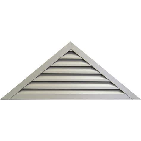 Triangular Gable Triangle Aluminum Gable Vent Louver