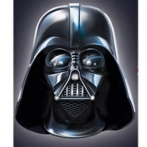 Stickers To Decorate Walls darth vader head giant sticker great kidsbedrooms the