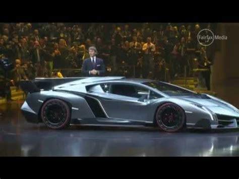 4 5 Million Dollar Lamborghini The Next Bat Mobile Lamborghini Veneno The 4 5 Million