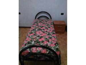 vendo letto singolo letto pieghevole a doghe con materasso posot class