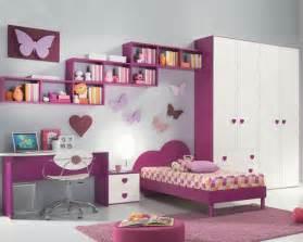 Girls Purple Bedroom - غرف نوم اطفال 2017 المرسال