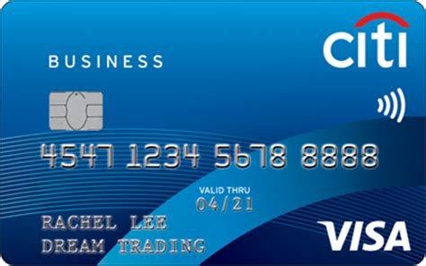 Citi Business Credit Card