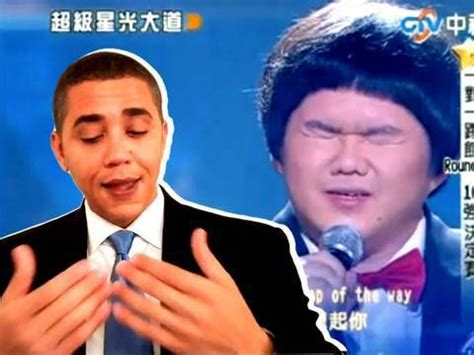 barack obama sings whitney houston i will always love you from aa tosm6f4y videolike