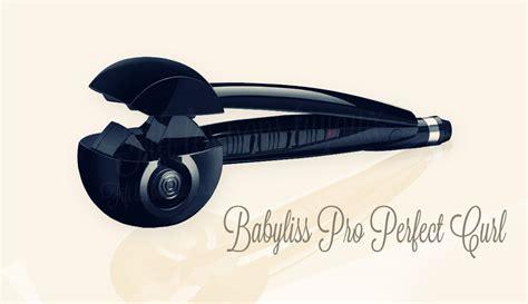 pour nos cheveux le babyliss pro perfect curl secret