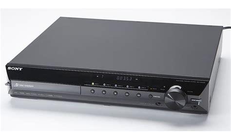 sony dav hdx285 5 disc bravia 174 dvd home theater system