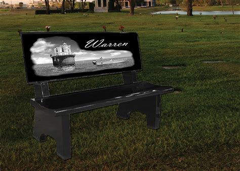 black granite bench granite and marble benches
