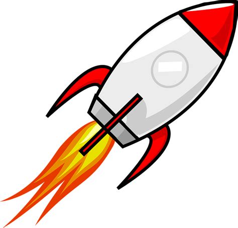 Spaceship Rocket rocket space ship 183 free vector graphic on pixabay