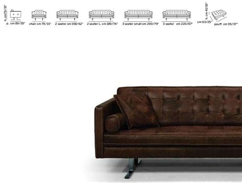 Incanto Leather Sofa Incanto B483 Leather Sofa