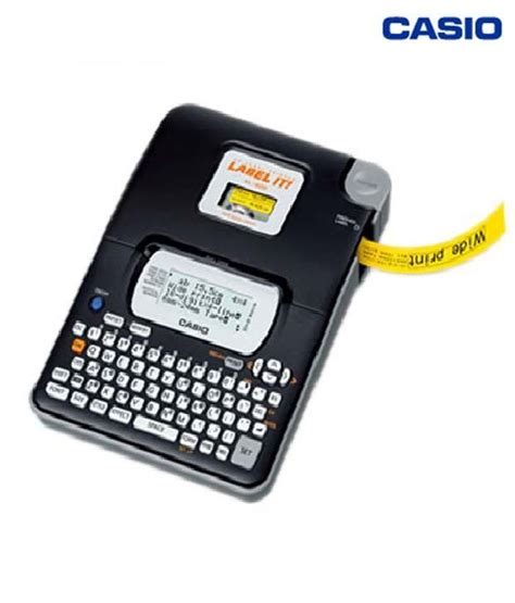 Casio Label Printer KL-820: Buy Online at Best Price on ... M And T Bank Hours