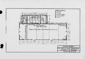 the state index of plans october 1924 sheep barn plan