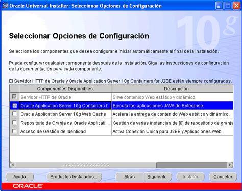 oracle xml tutorial 10g tutorial de instalacion de oracle 10g filecrew