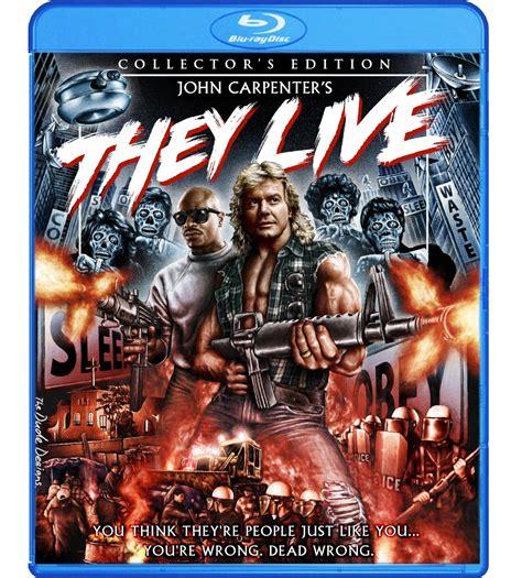 Film Blu Live | cinematic autopsy quot they live 1988 blu ray scream
