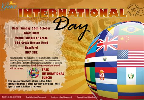 international day international day chapel of grace bradford rccg church in bradford