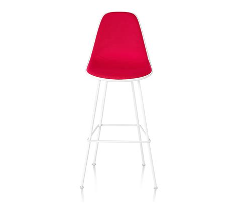 Eames Molded Plastic Stool by Eames Molded Plastic Stool Bar Stools From Herman Miller