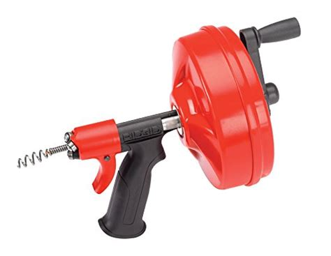 RIDGID 41408 Power Spin with AUTOFEED, Maxcore Drain Cleaner Cable, and Bulb   eBay