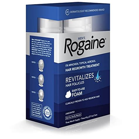 minoxidil best hair growth products for hair loss cure men s rogaine foam three month supply in the uae see