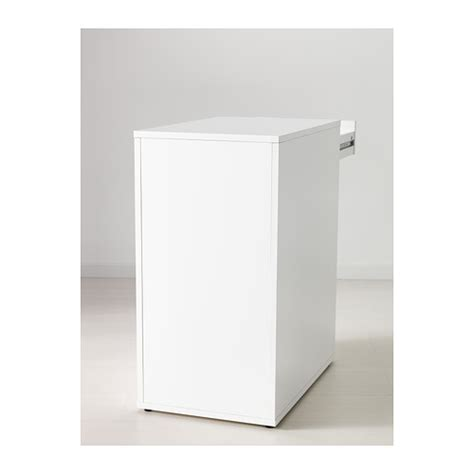 bureau v駻itas alex drawer unit white 36x70 cm ikea
