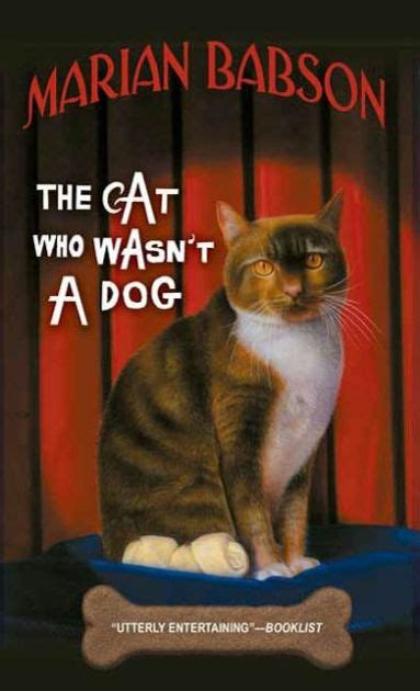 the who wasn t tired books the cat who wasn t a by marian babson nook book