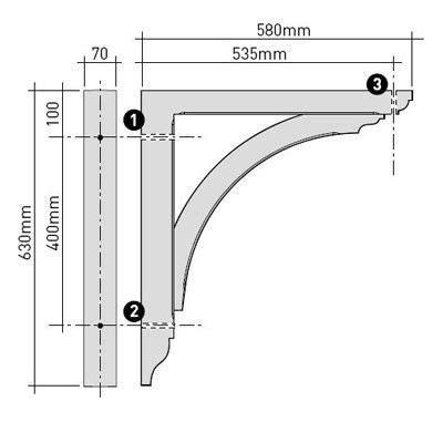 decorative gallows brackets gallow brackets corbels decorative external