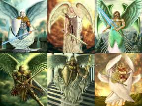 the bible of mysteries what are archangels