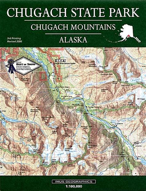 the deepest state a satirical epic books chugach state park chugach mountains alaska topographic