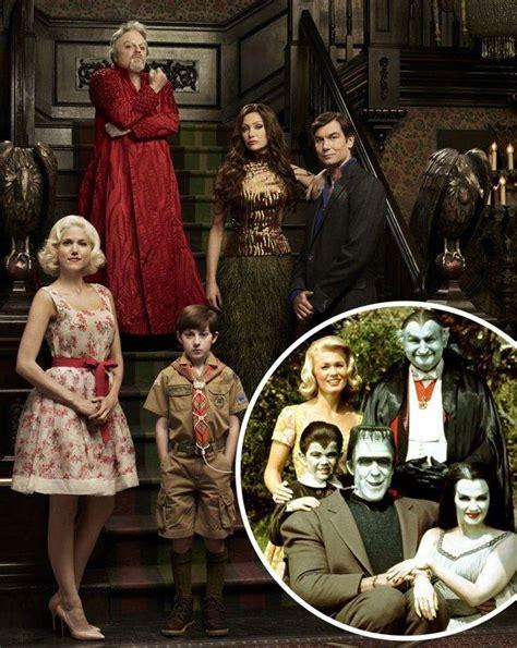 imagenes de la familia monster las primeras im 225 genes de mockingbird lane el reboot de