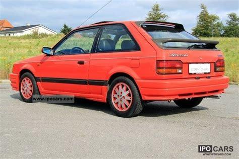 1986 mazda gtx 323 1 6i 105 hp few km car photo and specs