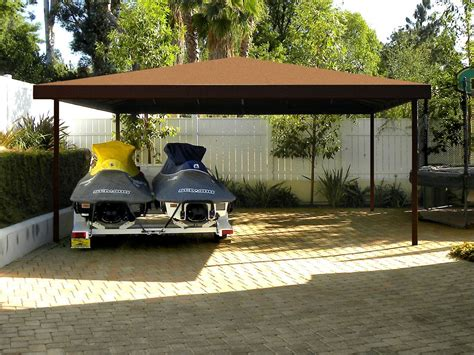 Canvas Car Port by Carports Superior Awning