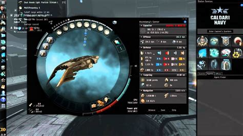 eve online drone boat coercer fitting pve level 1 mission runner low cost