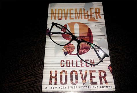 November 9 By Colleen Hoover november 9 colleen hoover book review anmol rawat