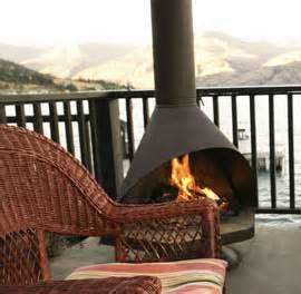 Wood Burning Stove Outdoor Patio by Patio Wood Stove
