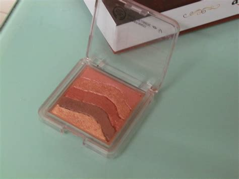 The Shop Shimmer Waves Bronze the shop shimmer waves bronze makeupholic world