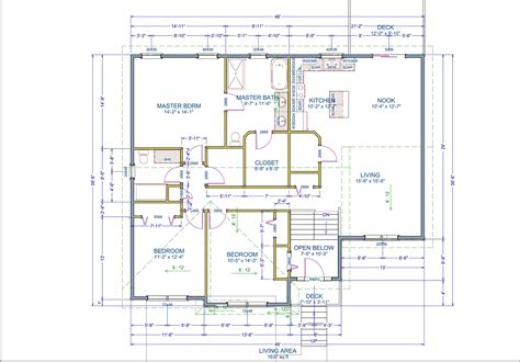 linden floor plan linden collins homes renovations ltd